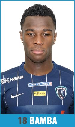 Jonathan BAMBA - Paris FC