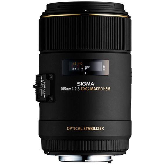 sigma objectif dg  105mm 2.8 ex dg os hsm 570