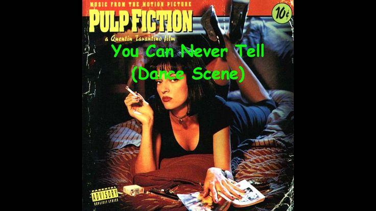 Day 14 - Favourite Soundtrack (Movie) - Pulp Fiction
