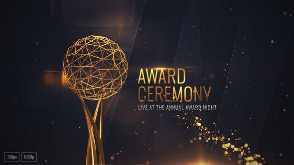 Award Ceremony Pack Award Poster Awards Ceremony Awards Night