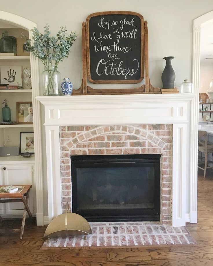25 best ideas about Small Fireplace on Pinterest