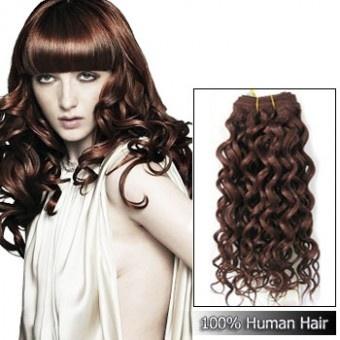 18 inches Brazilian Human Hair Weft-03