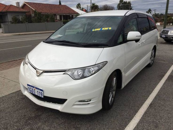 2007 Toyota Tarago GSR50R Sports Automatic 7 Seater $19999 | Cars, Vans & Utes | Gumtree Australia Bayswater Area - Bedford | 1126196485