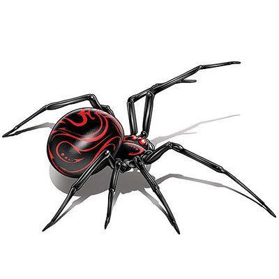 Black Widow Spider Tattoo Kamisco