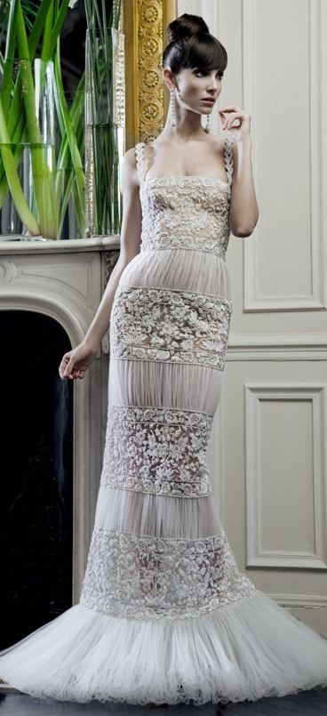 Gorgeous Ana Lee gown.  What do you think?