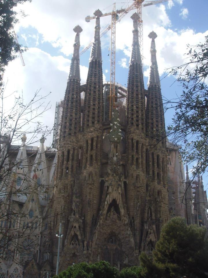 Barcelona Sagrada Famillia