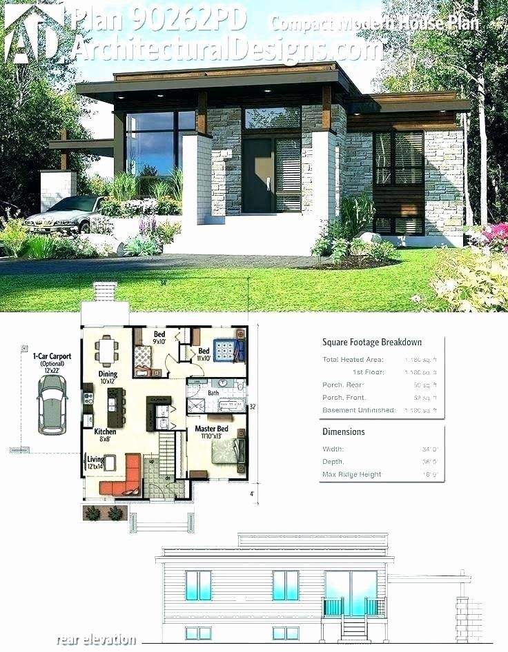 1 Floor House Plans Inspirational Modern Home Design Plans Best House 1 Floor Re Mendations Modern House Floor Plans Modern House Plans House Design