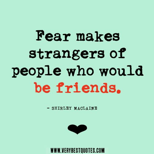Famous Quotes About Fear: 256 Best Images About Quotes On Pinterest