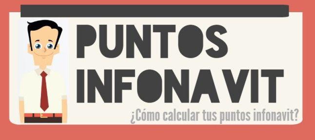 ¿Quieres saber como calcular tus puntos #Infonavit? Descúbrelo aquí.