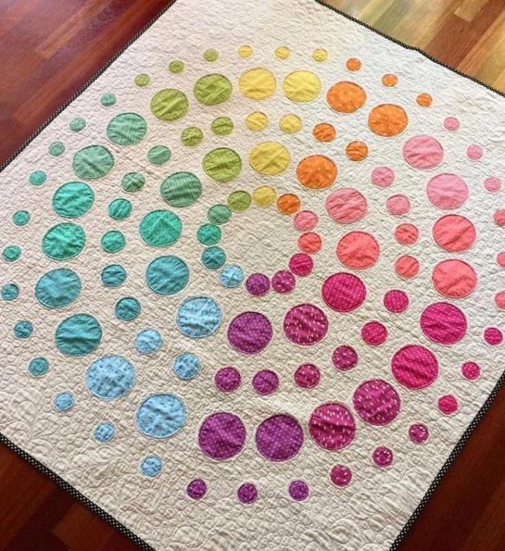 Orb Medallion free quilt pattern