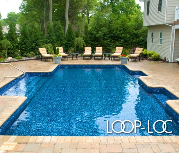 83 best images about loop loc luxury liners on pinterest for Inground pool dealers