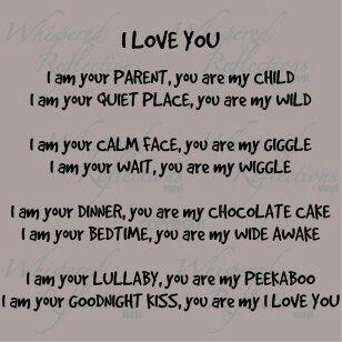 Adorable Mom poem
