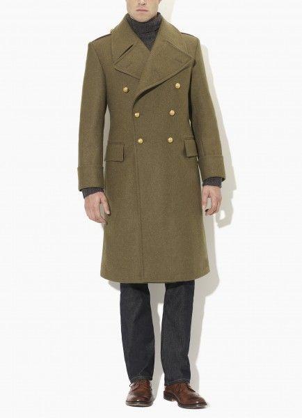 British overcoats