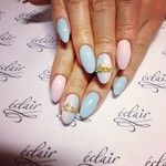 Love #eclair  #nails  #nailart  #nailporn  #nailswag