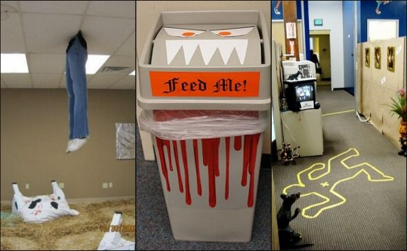 Decorating Ideas > 1000+ Ideas About Halloween Office On Pinterest  ~ 065959_Halloween Decoration Ideas Office