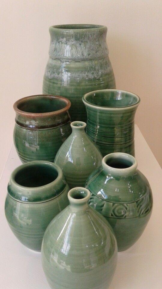 Frank Hakkaart West melton pottery