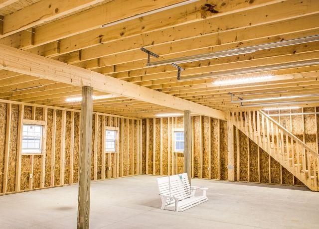 Double Garages, One Story   Prefab U0026 Modular Garage Builder | Woodtex