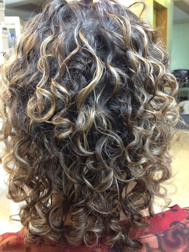 28 best before after chemical straightening images on for C curl perm salon vim
