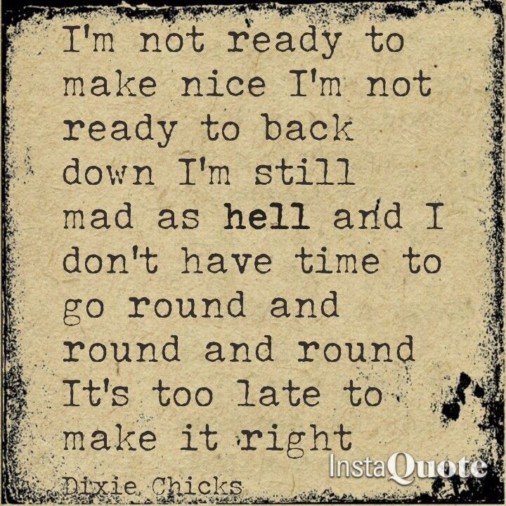 DIXIE CHICKS LYRICS - SONGLYRICS.com