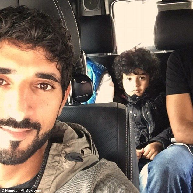 Fazza Lover My Prince Charming Royal Family Pictures Handsome Prince