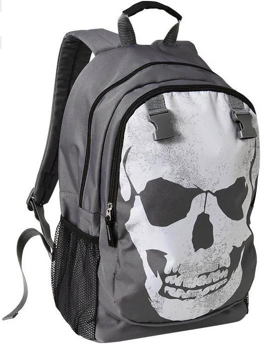 Old Navy – Boys Skull Canvas Backpack - $15 – Plus, earn 4% Cash Back.