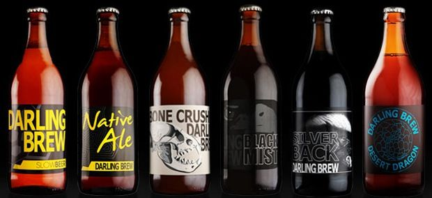 Darling Breweries.