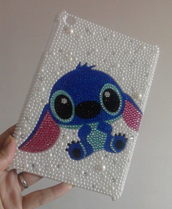 Stitch case for ipad mini 1/2 case ipad 2 cover by ShiningCastle, $39.99