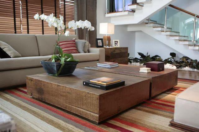 """Blog Home Luxo: DECOR INSPIRAÇÕES """" SUGESTÕES PARA DECORAR MESAS DE CENTRO"""""""