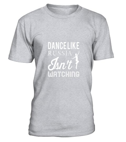 "# Dance Like Russia Isn't Watching T-Shirt Funny Political Tee .  Special Offer, not available in shops      Comes in a variety of styles and colours      Buy yours now before it is too late!      Secured payment via Visa / Mastercard / Amex / PayPal      How to place an order            Choose the model from the drop-down menu      Click on ""Buy it now""      Choose the size and the quantity      Add your delivery address and bank details      And that's it!      Tags: Dance Like Russia…"