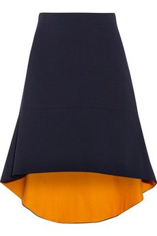 Osman Stretch-crepe skirt | THE OUTNET