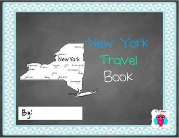 This is a travel book for students when they go on vacations. They can circle the places that they travel to. They can write and draw about what they did. They can list ten things that they did and they can write about what they would like to do there in the future.