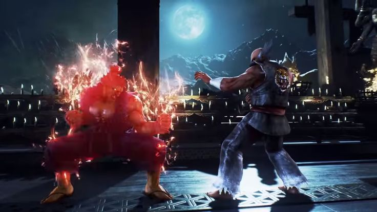 [VIDEO] Street Fighter's Akuma is in Tekken?! Tekken 7: Fated Retribution announced - http://sgcafe.com/2015/12/video-street-fighters-akuma-is-in-tekken-tekken-7-fated-retribution-announced/