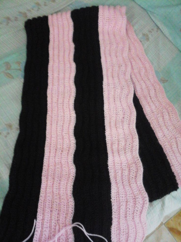 A scarf for Mom