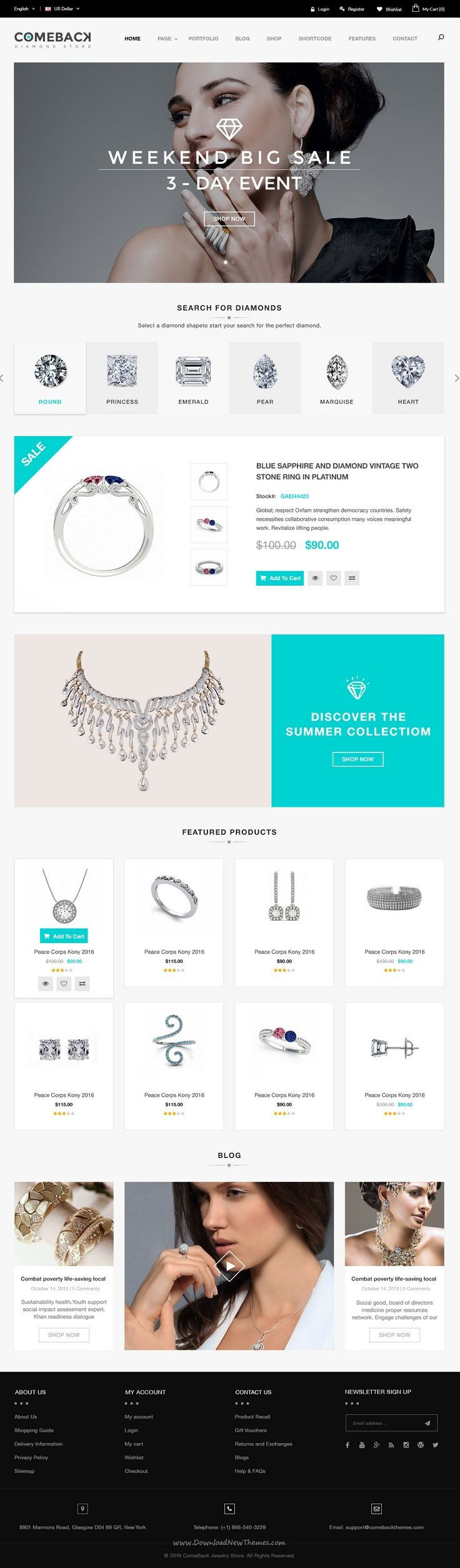 Comeback is wonderful responsive #Prestashop Theme for multipurpose #diamond #jewelry eCommerce websites with 20+ stunning homepage layouts download now➝ https://themeforest.net/item/comeback-ecommerce-multipurpose-responsive-prestashop-theme/15981985?ref=Datasata