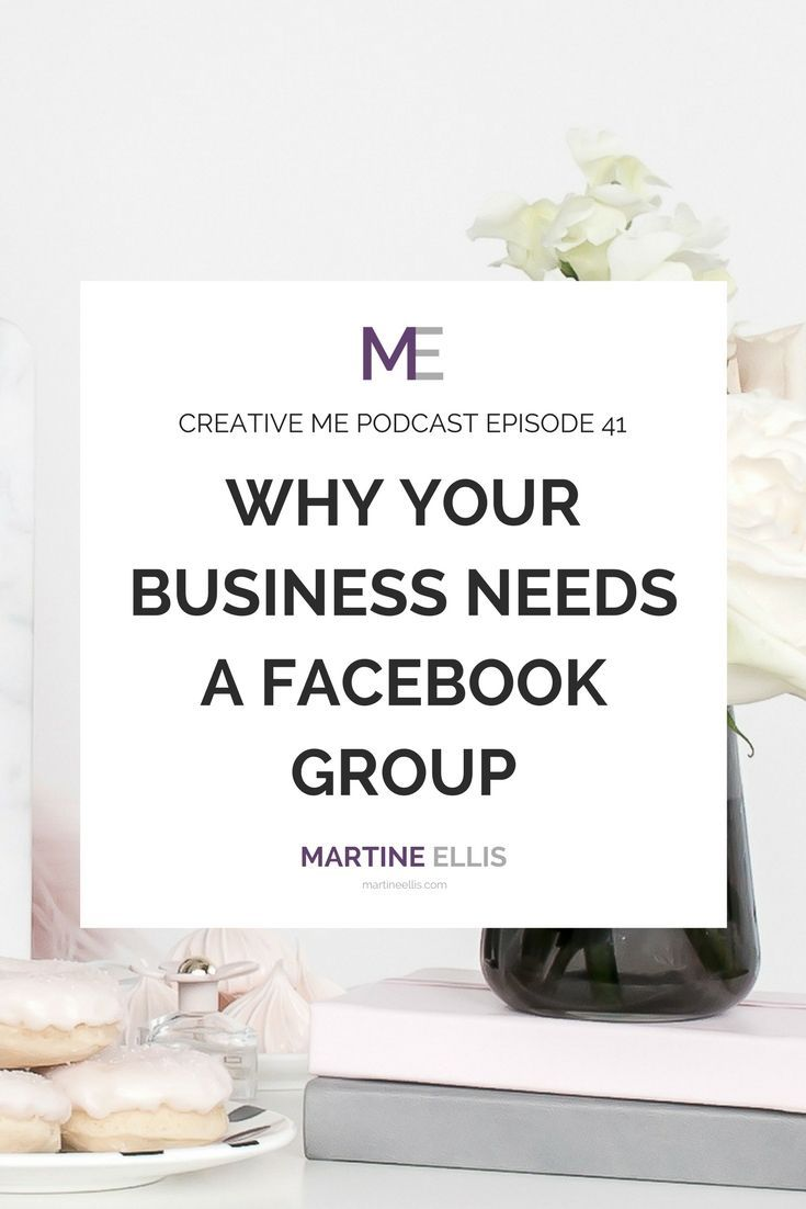 Why your business needs a Facebook group