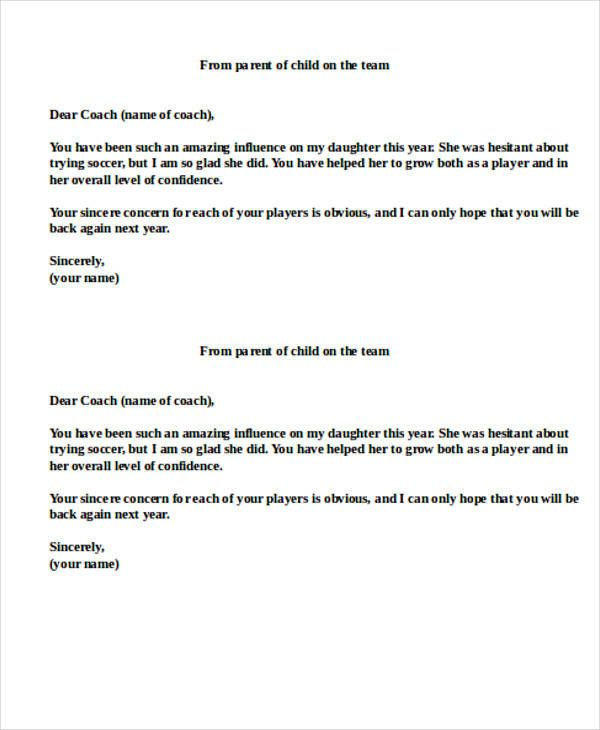 Thank You Letter To College Coach Unique How To Email A College