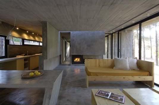 Casa Hormigon - BAK Arquitectos - Tecno Haus