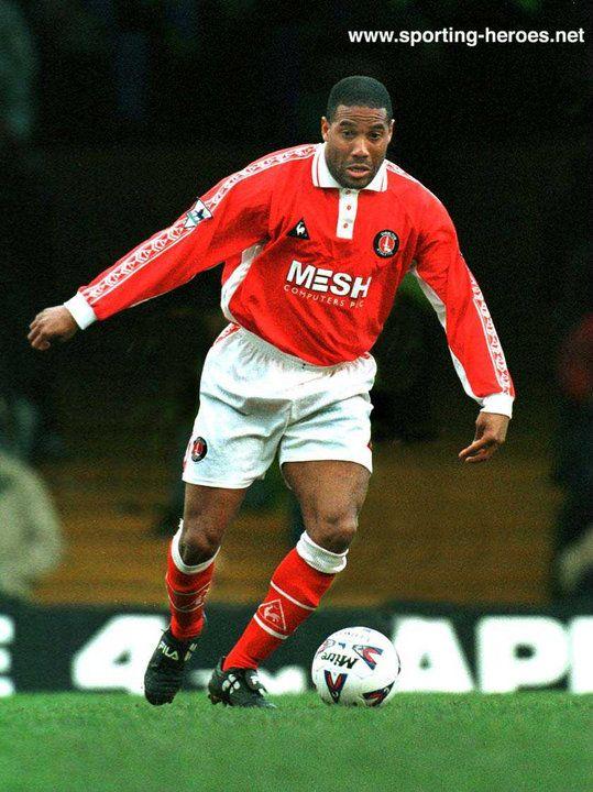 John Barnes - Charlton Athletic FC