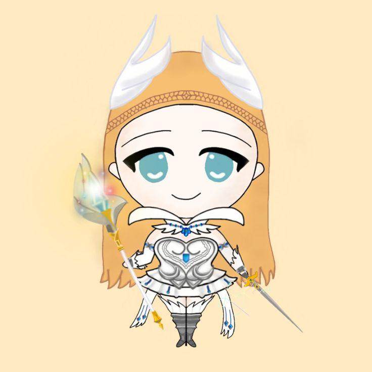 AsdfghjK on   Chibi, Mobile legends, Character