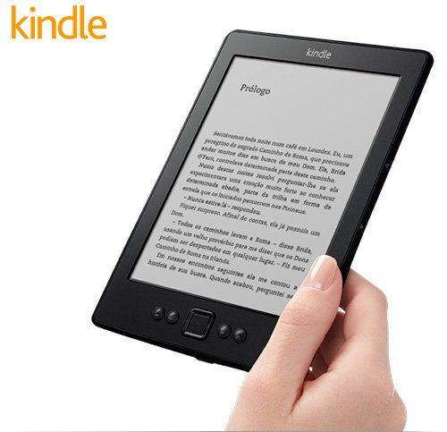 Amazon vende Kindle em promoção por R$ 199 no Brasil
