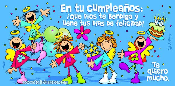 ┌iiiii┐                                                              Happy Birthday: tarjeta-de-cumpleaños-