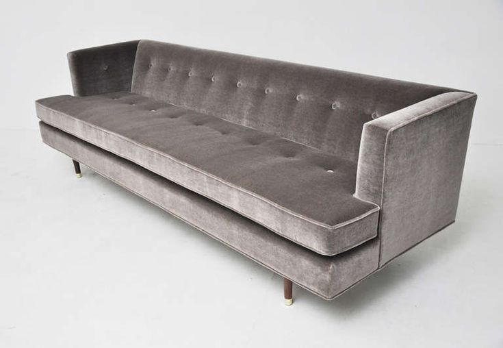 Dunbar Sofa by Edward Wormley   From a unique collection of antique and modern sofas at https://www.1stdibs.com/furniture/seating/sofas/