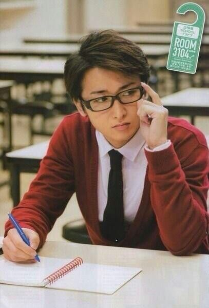 Enomoto <3 Satoshi