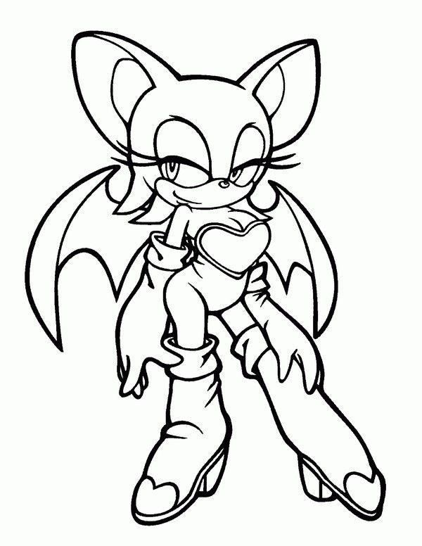 Pin En Sonic Dibujos Para Dibujar