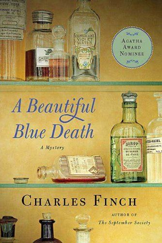 Fans of P.D. James: Check out A Beautiful Blue Death by Charles Finch, and these 13 other recommendations, for your next great read!