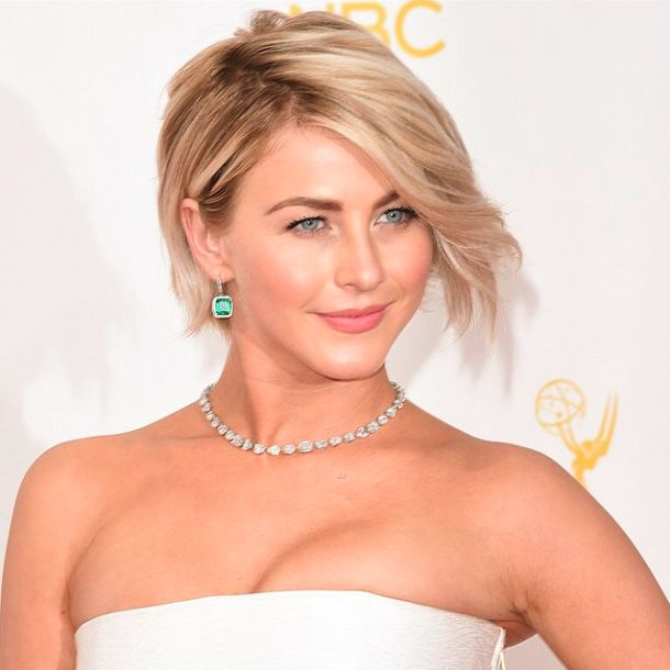 #JulianneHough Emmy's hair by #901artist Riawna Capri