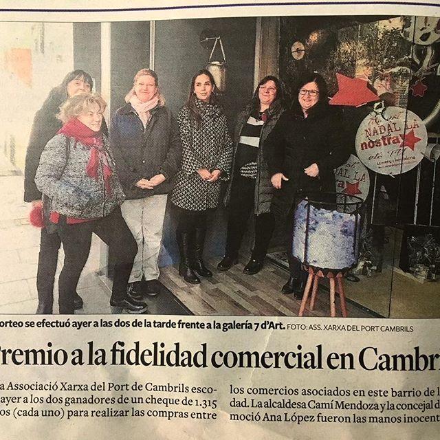 Retall #diaritarragona  #xarxadelport #cambrils #PromocióEconòmicaCambrils #botiguerscambrils #hostaleriacambrils #comerçcambrils