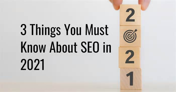 3 Things You Must Know About Seo In 2021 Seotool Blogging Blogger Wordpress Linkbuilding Backlink The Most Agile Seo How To Raise Money Seo Professional