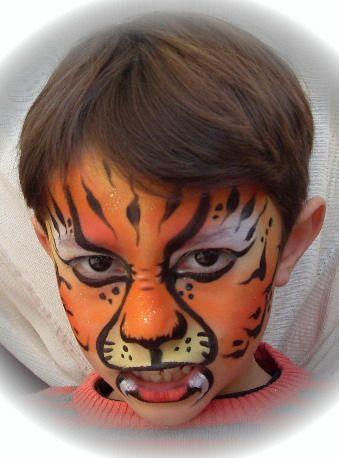 Galerie | Grim'tout - Maquillage à l'eau pour enfants