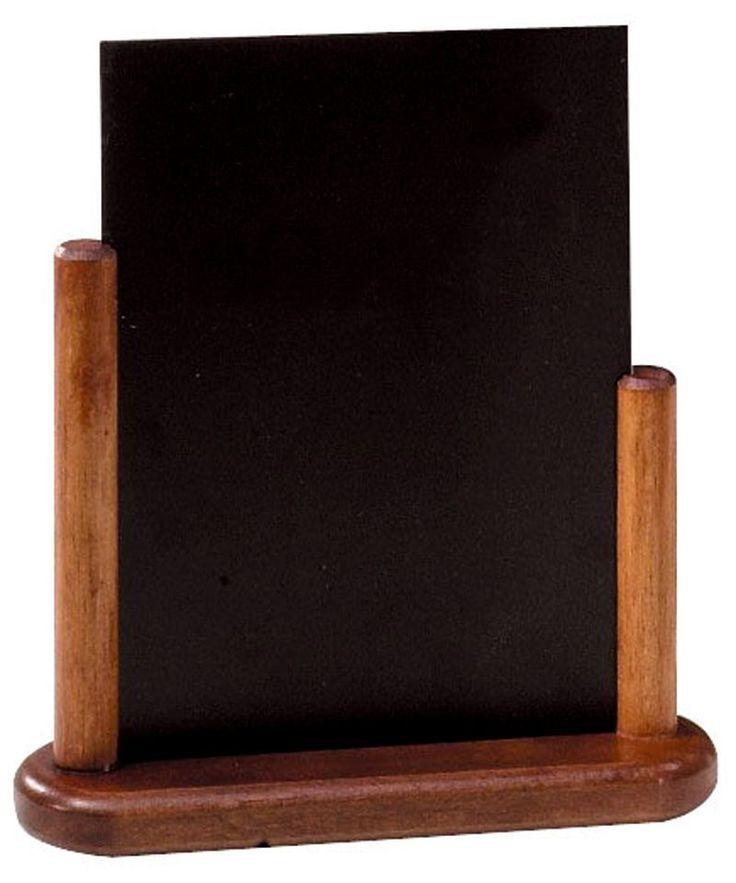 Houten krijtbord 100x150 mm